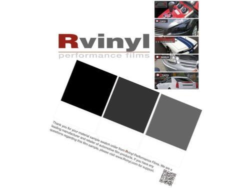Rtint Precut Window Tint Kit for Lincoln Town Car 1990-1997 Tinting Films