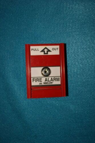 Mircom MS-501ADU Fire Alarm Pull Station