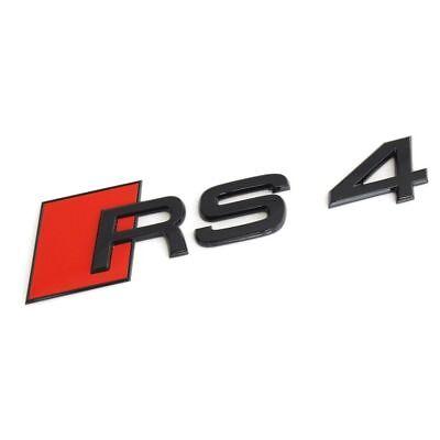 E379 RS4  Emblème Volant autocollants voiture badge Car Emblem auto RS 4 new