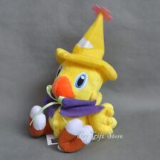 "Final Fantasy VII Plush Figure Black Mage Chocobo 9"""