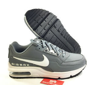 98cb7f49286 NEW Nike Air Max LTD 687977-014 Shoes Cool Grey White Black 2017 95 ...