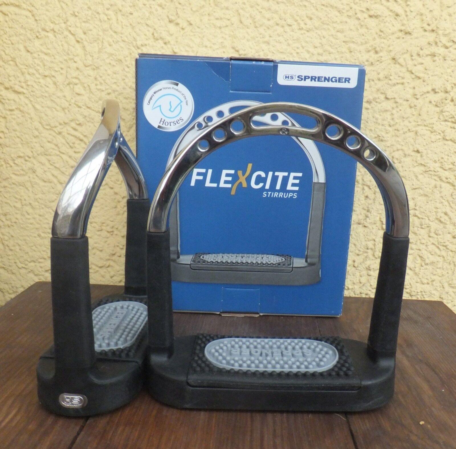 Sprenger flexcite flexcite flexcite sicherheitssteigbügel 12 cm 920fa7
