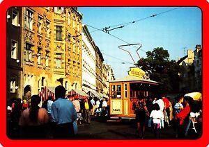 Leipzig / Gohlis / Menckestr. , 1992 ( 675 Jahr-Feier ) , Ansichtskarte - Rostock, Deutschland - Leipzig / Gohlis / Menckestr. , 1992 ( 675 Jahr-Feier ) , Ansichtskarte - Rostock, Deutschland