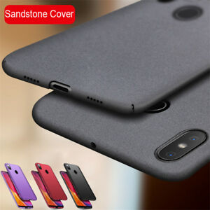 online retailer 9207c abf12 Details about For Xiaomi Redmi 4A Note 5 Pro Shockproof Ultrathin Matte  Hard Back Cover Case
