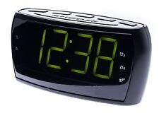Uhrenradio Digital Radiowecker XXL Display Radio Wecker Helligkeit Dimmbar NEU