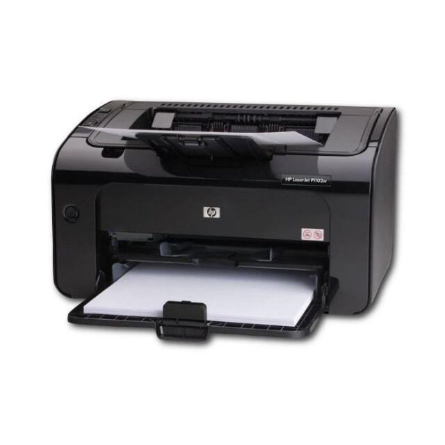 HP LaserJet Pro P1102W CE657A S/W Laserdrucker ePrint AirPrint USB WLan A4