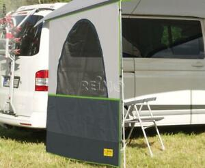 reimo palm beach 2 caravan motorhome side panel 225 x 180cm grey lime 900153 ebay. Black Bedroom Furniture Sets. Home Design Ideas