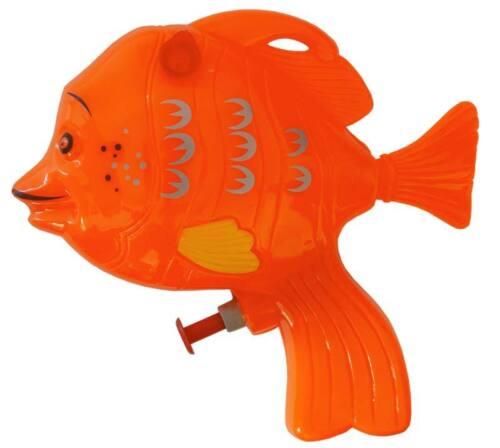 Spielzeug & Modellbau (Posten) Wasserpistolen Wasserpistole Clownfisch 13 cm Spritzpistolen Wasserspritze