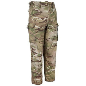 British-Army-Pants-Surplus-MTP-Multicam-Military-Combat-Trousers-Tropical-NEW