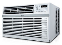LG LW1015ER 10,000 BTU Air Conditioner