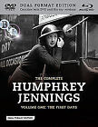 The Complete Humphrey Jennings Collection Vol.1 - The Final Days (Blu-ray and DVD Combo, 2011, 2-Disc Set)