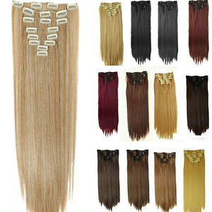 100-real-Natural-Full-Head-Clip-in-on-Hair-Extensions-Extentions-as-human-SS20
