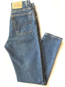 7a097bf362e Vintage USA Levis 512 Jeans Womens Size 11 M Slim Fit Tapered Leg ...