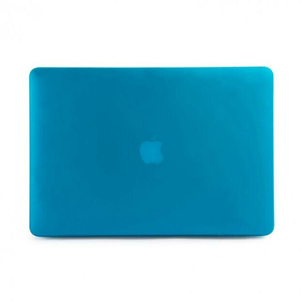 "Tucano Nido Hardshell Custodia Rigida Case Apple MacBook Pro 13"" Azzurro"