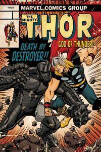 Mighty-THOR-GOD-OF-THUNDER-14-Variant-Marvel-1st-First-Print-NM-Gemini-Ship