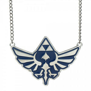 Official-Nintendo-LEGEND-OF-ZELDA-SKYWARD-SWORD-Wii-Triforce-Necklace-MENS-COOL