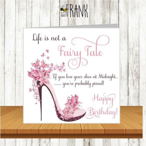 Funny cute,sarcastic,Birthday Card for Best Friend//Bestie//Sister//Cousin//Aunt