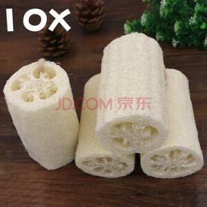 1-10X-Natural-Loofah-Luffa-Loofa-Exfoliating-Bath-Shower-Sponge-Body-Scrubber-AU