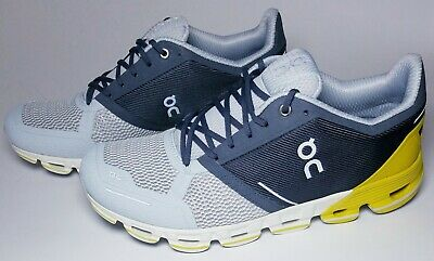 Grey / Lime, Running Shoes