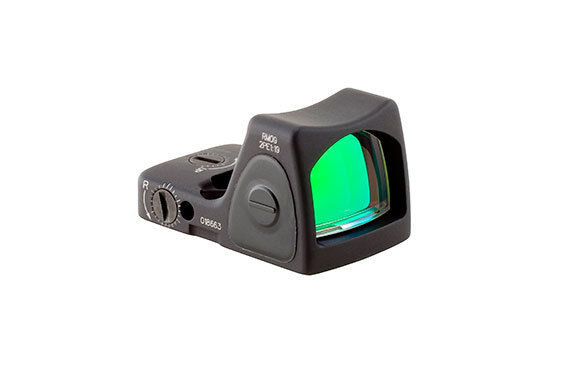 Trijicon RM09-C-700742 RMR Type 2 Adjustable LED 1.0 MOA Red Dot Reflex Sight