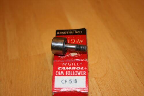 McGill CF-5//8 CAM FOLLOWER NEW