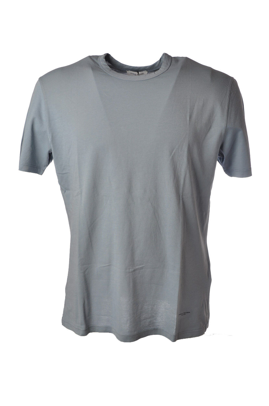 Paolo Pecora - Topwear-T-shirts - Man - Grau - 5039925I185141