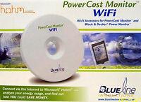 Blue Line Innovations Microsoft Hohm Wifi Power Cost Monitor Bli-31100 -