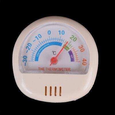 1xdigital LCD Thermomètre de Réfrigérateur Blanc Congélateur/_