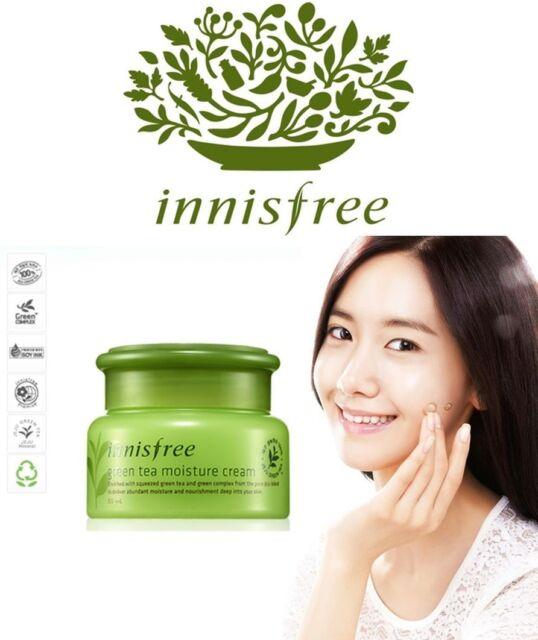Innisfree The Green Tea Moisture Cream (upgraded) 50ml