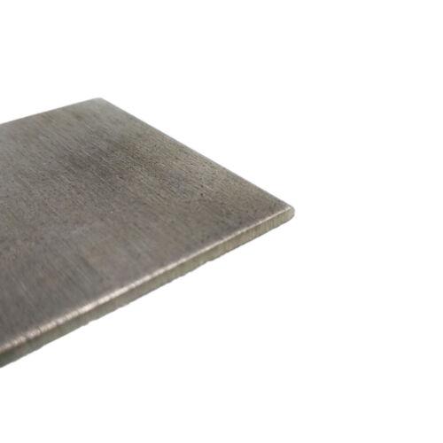 US Stock 2mm x 50mm x 50mm N6 99.6/% Pure Nickel Sheet Metal Plate