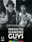 Nikkatsu Diamond Guys 2 3pc DVD BLURAY
