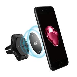 Car-Mount-Magnetic-Air-Vent-Spigen-Kuel-QS11-for-iPhone-Cell-Phone-Universal