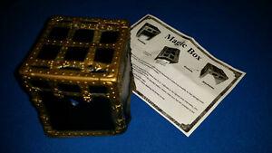 Pinball-Game Box Part, Magic Box, Case, For Theatre of Magic