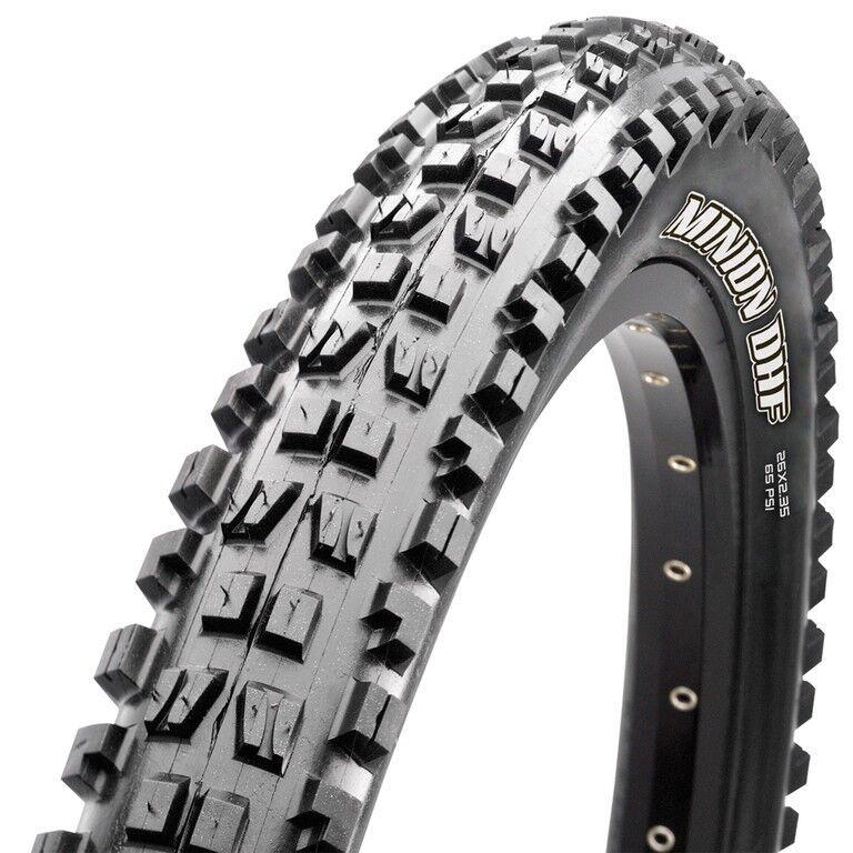 Maxxis Bike Tyre Minion Dhf 3c Maxxgrip all Sizes
