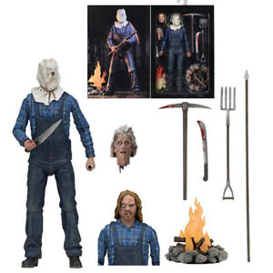 NECA-Friday-the-13th-Part-2-II-Jason-Voorhees-Ultimate-7-034-Action-Figure-1-12-NIB