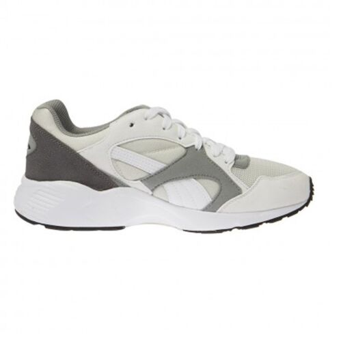 db021e2e732cb2 4 of 6 BTS X Puma Prevail HIS Suede Leather Shoes Bangtan Boys Sneakers  Gray White ...