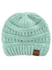 e9e17778f8e C.C Women s Chenille Soft Warm Extra Thick Knit CC Beanie Cap Hat -New! C.C  Women s Chenille Soft Warm Extra Thick Knit CC Beanie Cap Hat