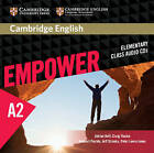 Cambridge English Empower Elementary Class Audio CDs (3) by Jeff Stranks, Craig Thaine, Adrian Doff, Herbert Puchta, Peter Lewis-Jones (CD-Audio, 2015)