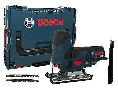 Bosch Akku Stichsäge GST 12V-70 clic & go in L-BOXX 102 12 Volt OHNE Akku