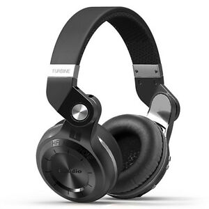 Bluedio T2S Wireless Headphones Bluetooth 4.1 Stereo Headsets for Smartphones