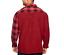 Foundry-men-Big-Tall-Red-Plaid-Mashup-Flannel-shirt-XLT-2XL-3XL-2XLT-3XLT-4XLT thumbnail 2