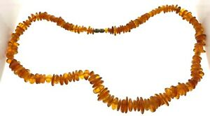 Amber-polished-shard-graduated-necklace-20-1-2-034-long-27-03g-BALTIC