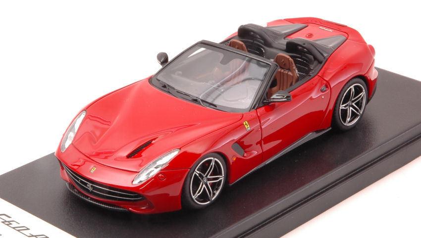 Ferrari F60 America 2015 Rosso Corsa 1 43 Model LOOKSMART