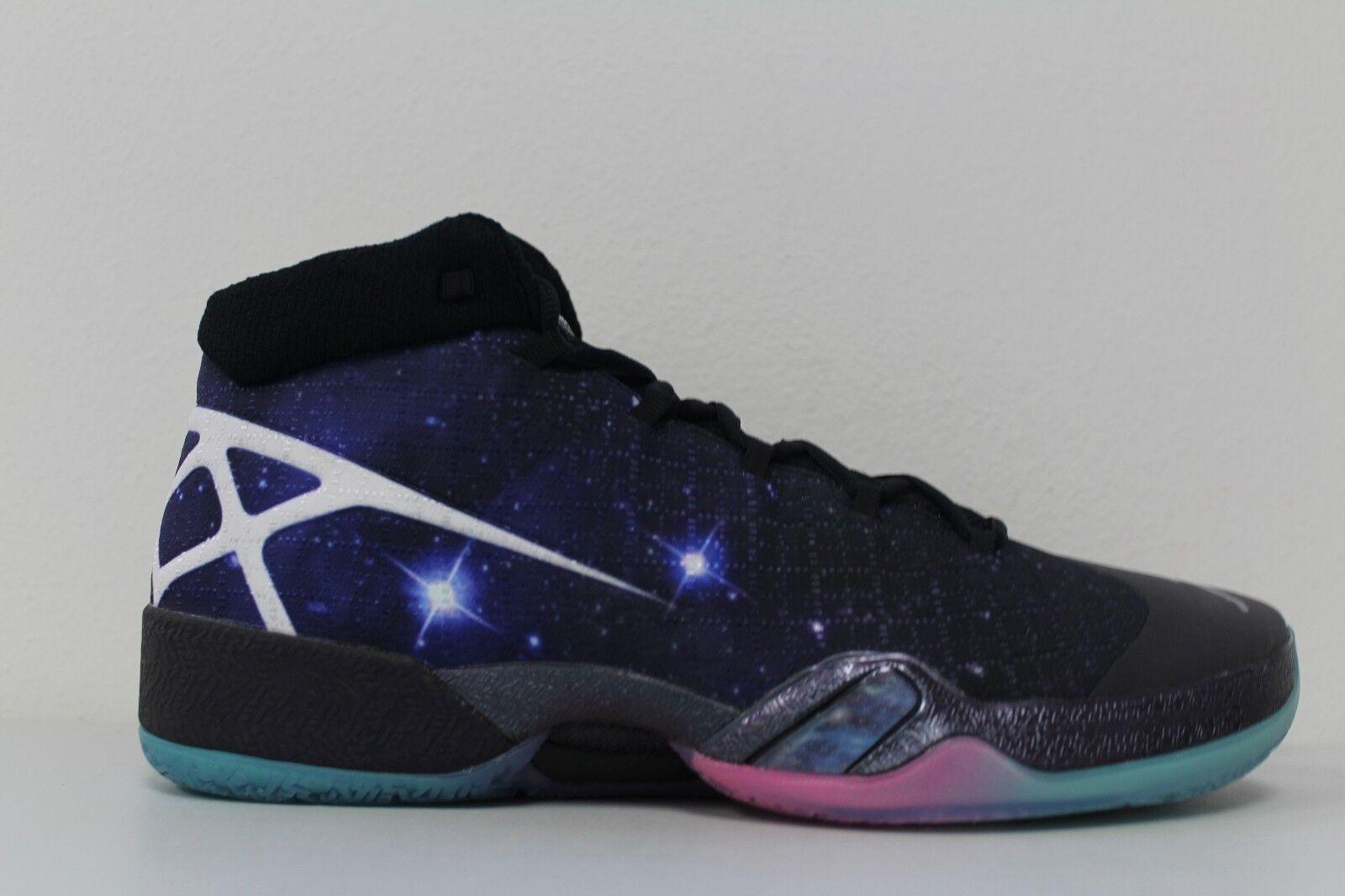 Nike Mens Air Jordan XXX 30 Q54 Quai 54 Cosmos Galaxy 863586 010 Size 13