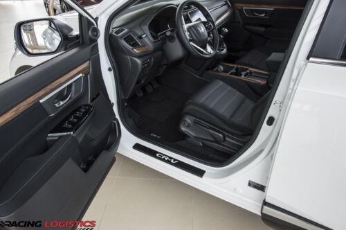 HONDA CR-V CRV 5 V DOOR SILL CARBON PROTECTOR SUV 2018-2019