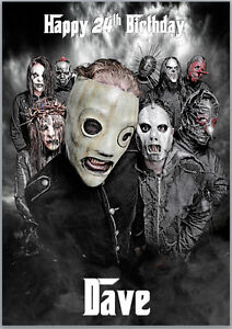 Slipknot-Birthday-Card-A5-Personalised-with-any-wording