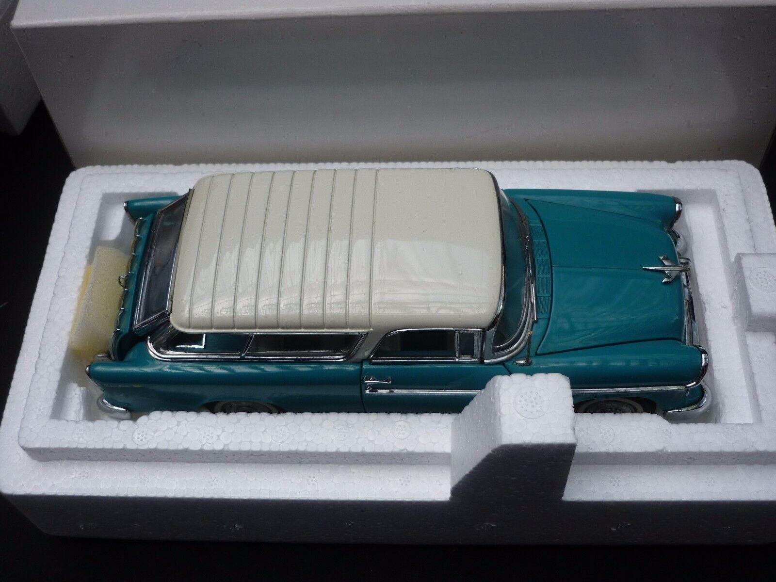 todos los bienes son especiales Danbury como nuevo 1955 Chevrolet Nomad (con algún papeleo, papeleo, papeleo, casi como nuevo)  grandes precios de descuento