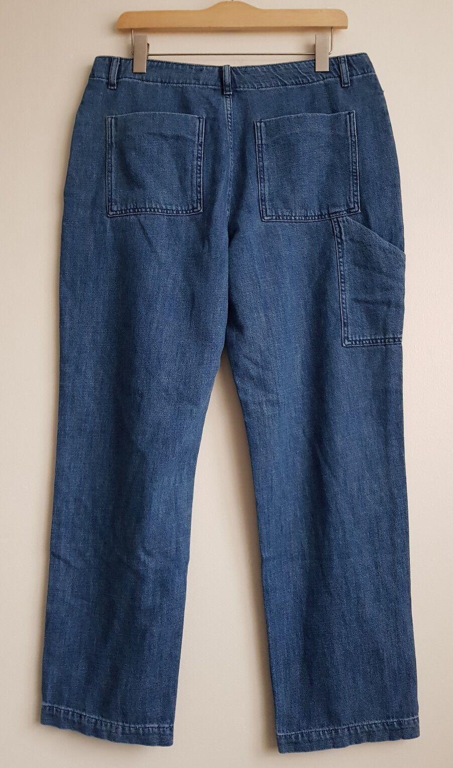 Bethnals Carpenter Unisex Jeans Jeans Jeans W36 L32 042227