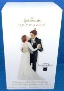 2012-Edward-and-Bella-039-s-Wedding-Hallmark-Retired-Ornament