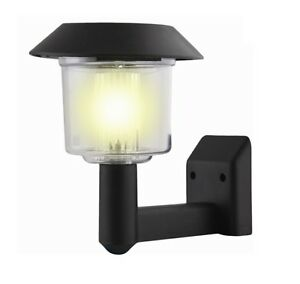 Garden-Set-of-1-2-4-6-8-Bright-Solar-Powered-LED-Light-Patio-Fence-Lights-WALL